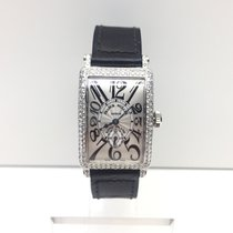 Franck Muller Long Island White Gold / Diamond