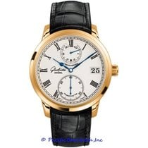 Glashütte Original Senator Chronometer 58-01-01-01-04 pre-owned