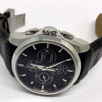 Tissot Couturier Automatic C01.211 Chronograph schwarz...