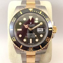 Rolex Submariner Date Steel/gold 116613ln