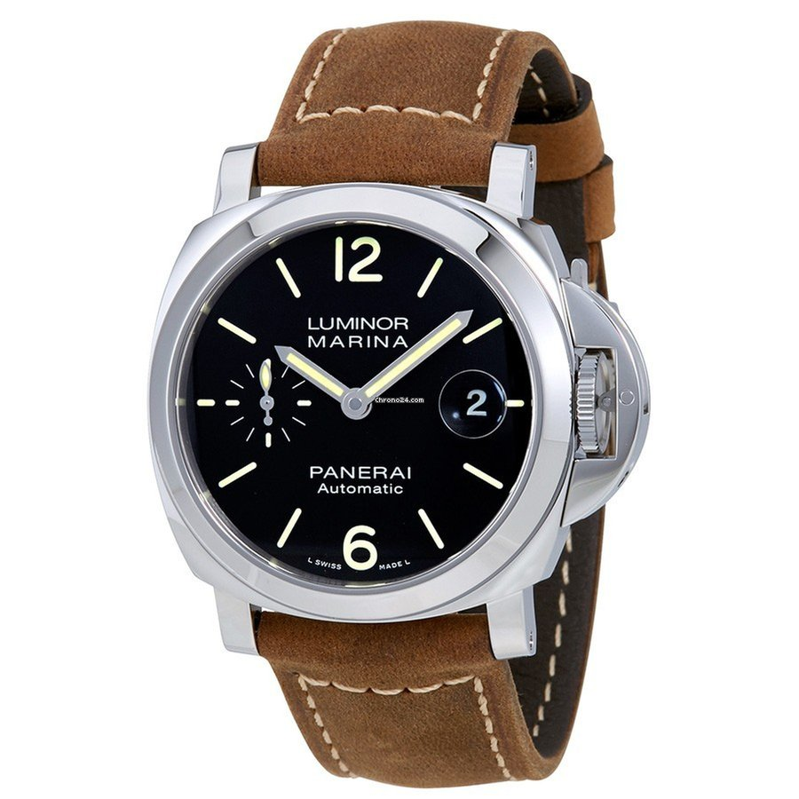 panerai luminor marina black dial pam01048 f r kaufen von einem trusted seller auf. Black Bedroom Furniture Sets. Home Design Ideas