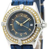 ブライトリング (Breitling) Callistino Diamond18k Gold Steel Ladies...