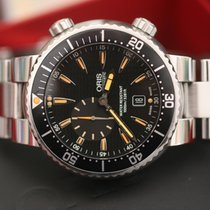 Oris Divers 1000m Small Seconds 47mm 01 743 7609 8454 07 8 24...