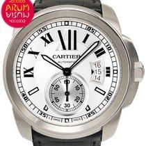57913ca8d0c Cartier Calibre de Cartier (Submodel) usados 42mm Acero