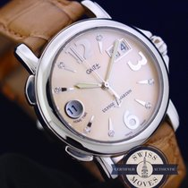 Ulysse Nardin DUAL TIME WITH DIAMOND DIAL MOTHER OF PEARL 223-22