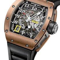 Richard Mille RM 030 Automatic 18K Rose Gold & Titanium Men's...