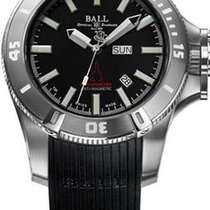 Ball Steel 41.5mm Automatic DM2036A-SILVER-FOX-RB new