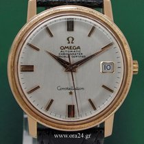 Omega Vintage Constellation 168.018 Automatic Date Cal 564