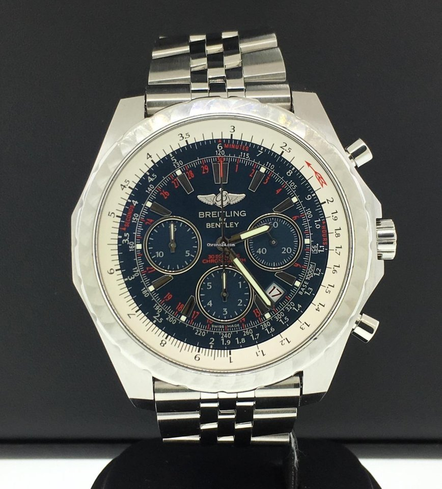 Breitling Bentley Motors T Speed A25365  c740e946be