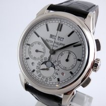 Patek Philippe Perpetual  Calendar Chronograph  Whitegold
