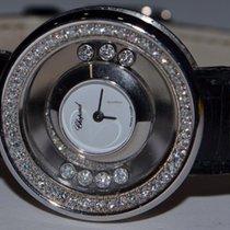 Chopard Happy Diamonds White gold 36mm White No numerals United States of America, New York, NEW YORK CITY