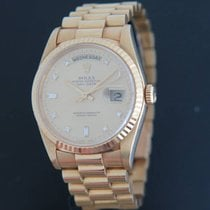 Rolex Day-Date Yellow Gold 18238