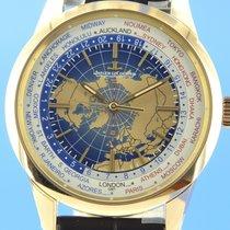 Jaeger-LeCoultre Geophysic Universal Time Aur rosu 41.6mm