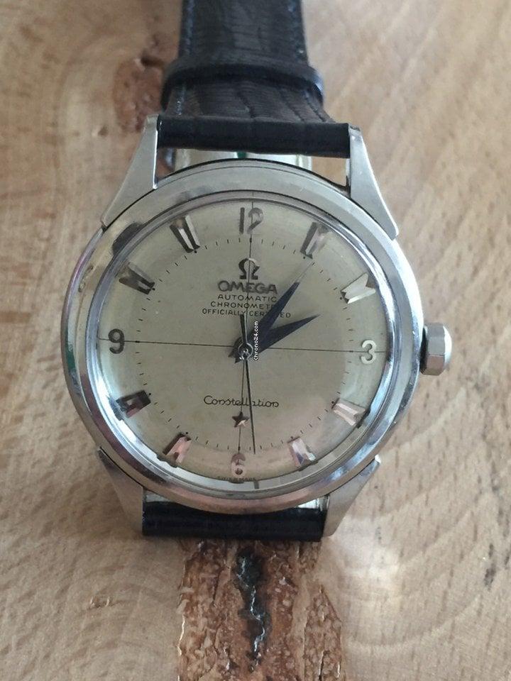 d87b4fc97ff Omega Constellation - Todos os preços de relógios Omega Constellation na  Chrono24