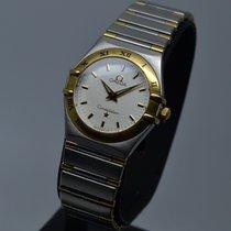 Omega Constellation (Submodel) μεταχειρισμένο 26mm Χρυσός   Ατσάλι f0484c9d63a