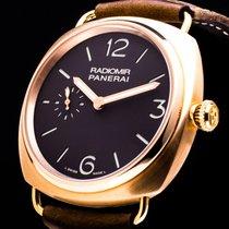 Panerai Radiomir Firenze 1860 18kt. Rosegold 42mm Limited PAM336