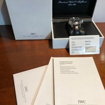 IWC Pilot Chronograph pre-owned 42mm Steel