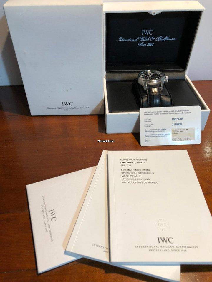 b3a7d100d67 IWC Pilot - Todos os preços de relógios IWC Pilot na Chrono24
