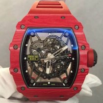 Richard Mille 49mm Handopwind RM 35-02 tweedehands