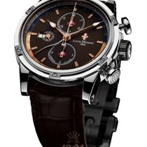 Louis Moinet Steel 46.5mm Automatic LM-24.10.95 new