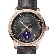 Parmigiani Fleurier Toric new 2019 Automatic Watch with original box and original papers PFH427-1600200-HA1241