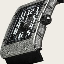 Richard Mille RM 016 Ouro branco RM 016 49mm