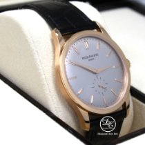 Patek Philippe Rose gold 37mm Manual winding 5196R pre-owned United States of America, Florida, Boca Raton