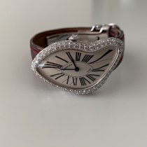 Cartier Crash White gold White Roman numerals