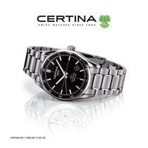 Certina Steel Automatic C006.407.11.051.00 new