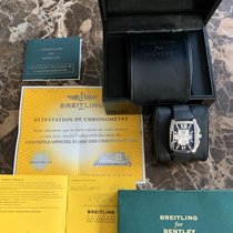 Breitling Bentley Flying B new 2009 Automatic Chronograph Watch with original box and original papers a44365