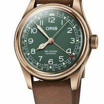 Oris Big Crown Pointer Date new Automatic Watch with original box 75477413167LS