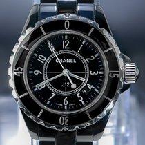 Chanel J12 Titan 33mm Siv Arapski brojevi