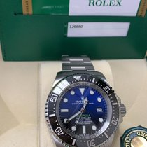 Rolex Sea-Dweller Deepsea Steel 44mm Blue No numerals United States of America, Florida, MIAMI