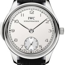 IWC Portuguese Minute Repeater Platinum 44mm Silver Arabic numerals