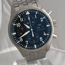 IWC Fliegeruhr Chronograph IW377710 2020 neu