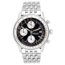 Breitling Old Navitimer Steel 42mm Black United States of America, Georgia, Atlanta