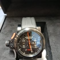 Graham Steel 45mm Automatic Chronofighter new