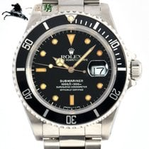 Rolex Submariner Date 16610 1988 pre-owned