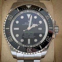 Rolex Sea-Dweller Deepsea occasion 44mm Bleu Date Acier