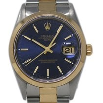 Rolex Oyster Perpetual Date 15203 1999 pre-owned