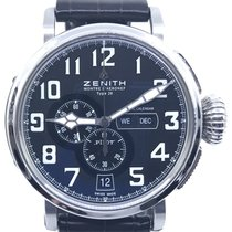 Zenith Pilot Type 20 Annual Calendar rabljen
