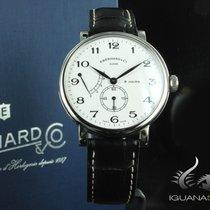 Eberhard & Co. 8 Jours Acero 41mm Blanco Romanos España, Madrid