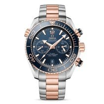 Omega Men's 21520465103001  Seamaster Planet Ocean Chronogra