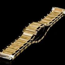 Cartier Goldband Für Tank Francaise Grande O. Chronograph