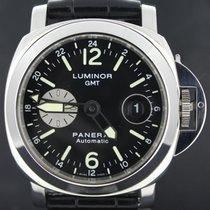 파네라이 (Panerai) Luminor GMT Steel Full Set 44MM MINT 2007, ...