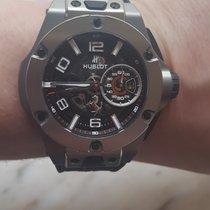 Hublot Big Bang Ferrari Unico Titanium 45mm Mens Watch