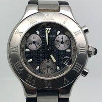Cartier MUST21 CHRONOSCARPH 38MM