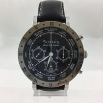 Sothis World Time Chronograph