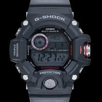 Casio Zeljezo Kvarc Siv 53mm nov G-Shock