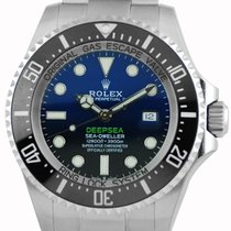 Rolex Sea-Dweller Deepsea Stainless Steel Deep Blue - 126660